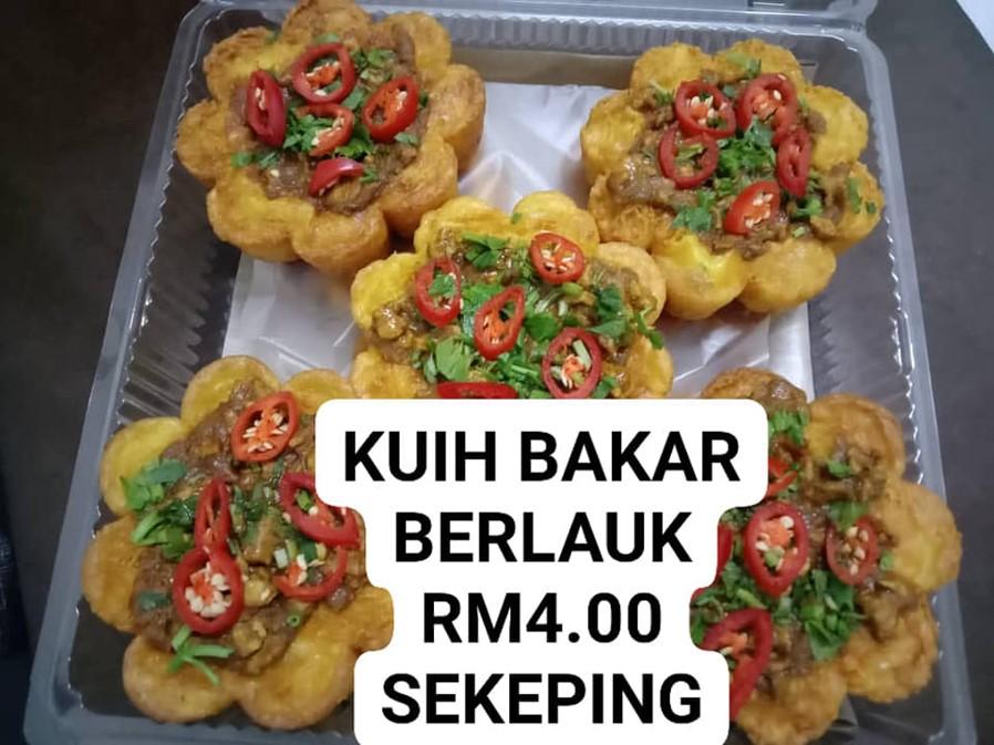 Nasi Ayam Merah Berempah Alor Gajah, Melaka, Platform, Pusat, Membina, Bina, Website, Peniaga, e-PKS, Atas-talian, Online