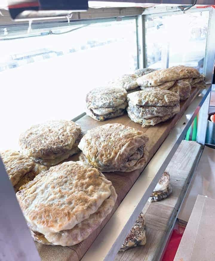 Murtabak dan Roti John e-Bazar Ramadan Bayan Lepas - Murtabak Beratoq
