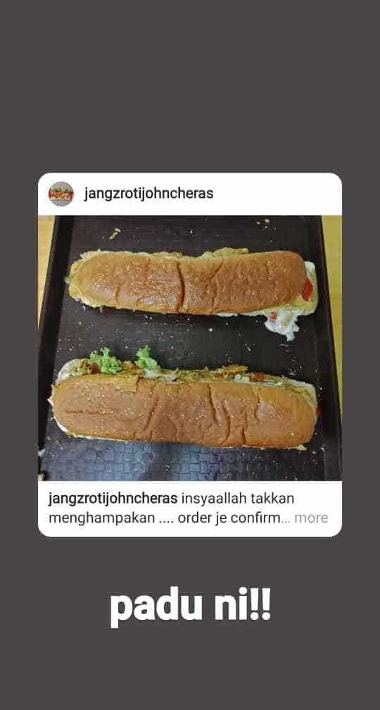 Roti John BTHO Cheras